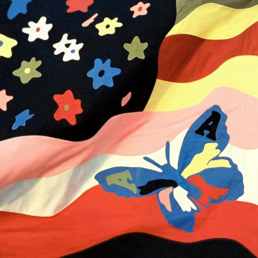 The Avalanches Wildflower (WPVMFM E6)