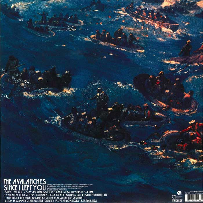 You are currently viewing Since I Left You: The Avalanches (E5)